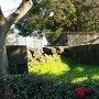 竹橋御門跡の石垣