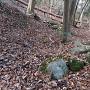 鎌掛城 石積