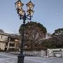 徳山藩館邸跡(案内板の表記)