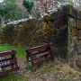 三の丸 石御門の石垣