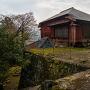 久留島陣屋の栖鳳楼と石垣