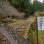 久留島陣屋の御長坂