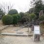 天誅組松本奎堂の歌碑