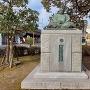 小早川隆景公銅像