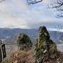 登城道からの遠景