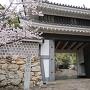 田原城 桜門