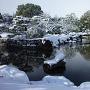 雪の二の丸庭園