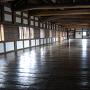 ロの渡櫓(廊下)[提供:姫路市]