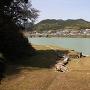 熊野川に面した水の手