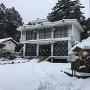 七尾城史資料館(冬)
