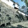 はの門の石垣(改修前)[提供:姫路市]
