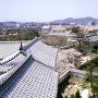 菱の門付近の眺望[提供:姫路市]