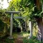 神明社(津戸家の守護神)