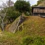 石垣と栖鳳楼