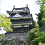 丑寅櫓と石垣