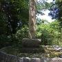 千早城跡 石碑