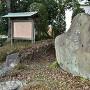 春日局ゆかりの地 石碑