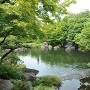 池の情景(潮音斎前)[提供:姫路市]