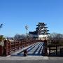 太閤出世橋と墨俣城
