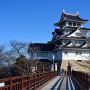 墨俣城と太閤出世橋