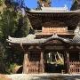 清水寺二天門(県重要文化財)