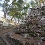 弓御櫓の石垣