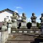 本光院(本多家菩提寺)[提供:坂井市観光連盟]