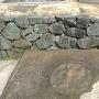 往時の石垣