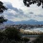 城跡から敦賀港