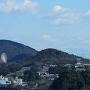 犬山城(駐車場展望台より)