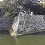 東丸の三重櫓跡
