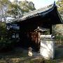 佛心寺桜門(旧小松陣屋裏門)