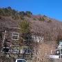 長野原城遠景