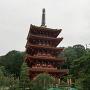 高幡城遠景