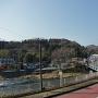 細野城遠景