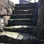 水門の階段