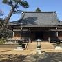 喜多見陣屋跡と推定される慶元寺