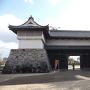佐賀城・鯱の門と続櫓