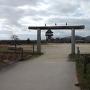 吉野ケ里南内郭の門
