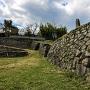 上屋敷石垣