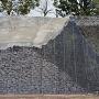 石垣修復作業