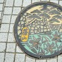 篠山市のマンホール