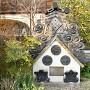 福満寺旧棟鬼瓦