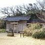 藩邸跡と石碑