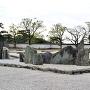 虎陣:八陣の庭(2014年冬)[提供:岸和田市]