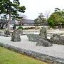 竜陣:八陣の庭(2014年冬)[提供:岸和田市]