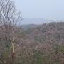 久松山山上の丸から見る太閤ヶ平