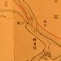 木曽三川改修工事地図拡大