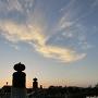桜門橋の夕景
