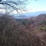 五本松城と浅間山